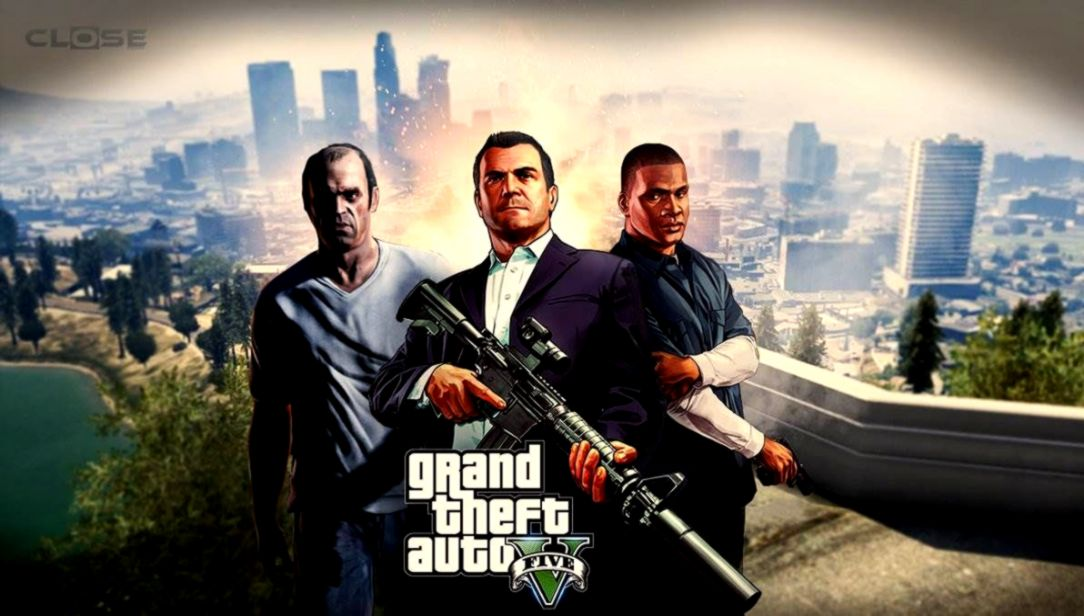 Grand Theft Auto V Hd Desktop Wallpaper High Definition - Gta V , HD Wallpaper & Backgrounds