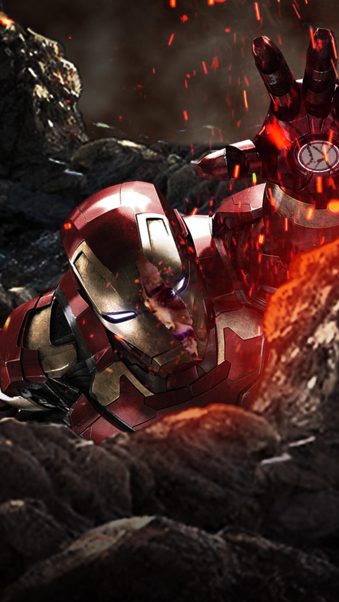 Iron Man In Avengers Infinity War Infinity War Wallpaper