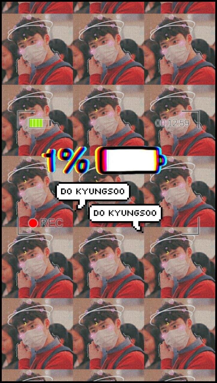 Do, Wallpaper, And Kyungsoo Image - Kyungsoo Wallpaper Lockscreen Do Exo , HD Wallpaper & Backgrounds