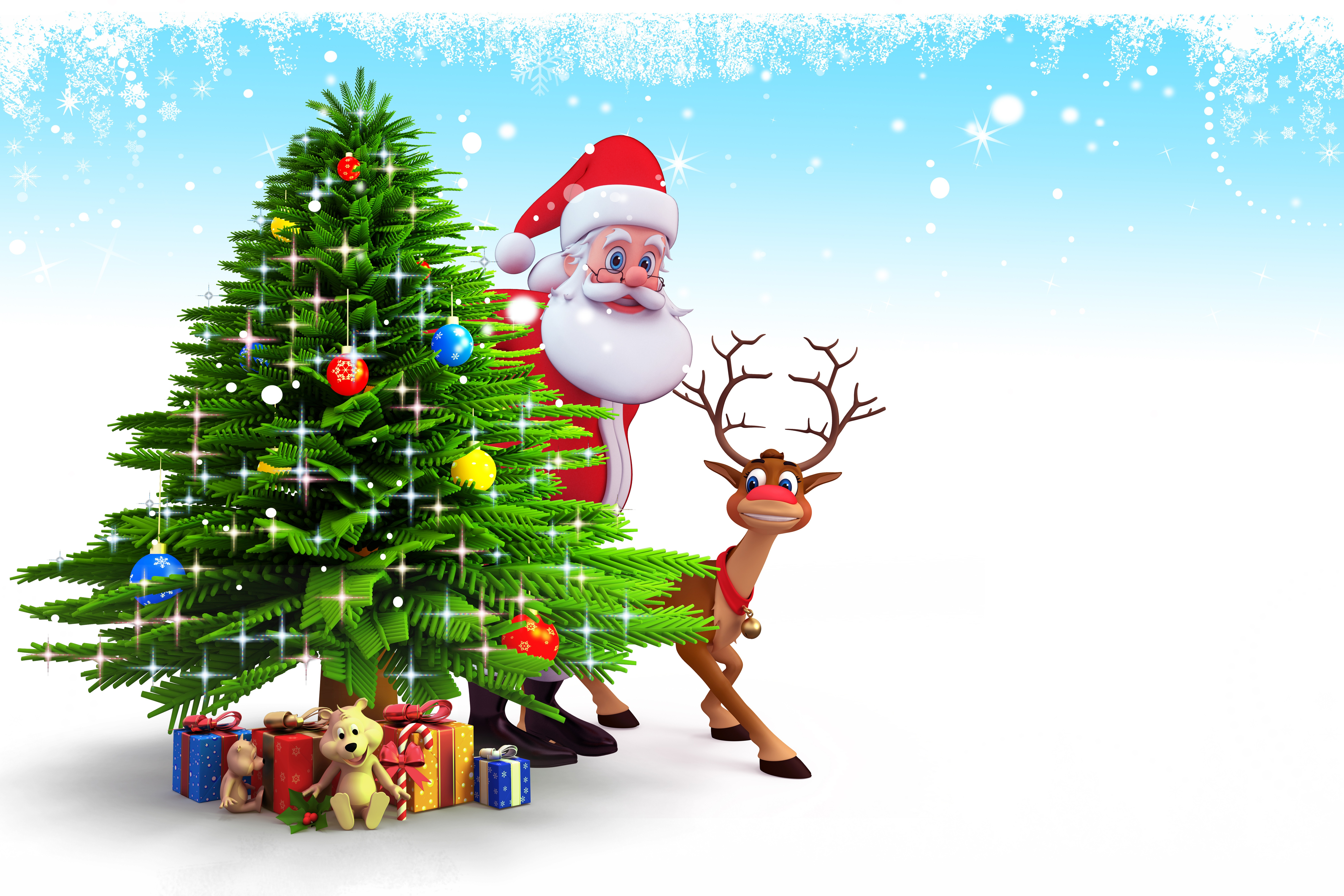 Free Merry Christmas Backgrounds Hd Wallpapers Mac