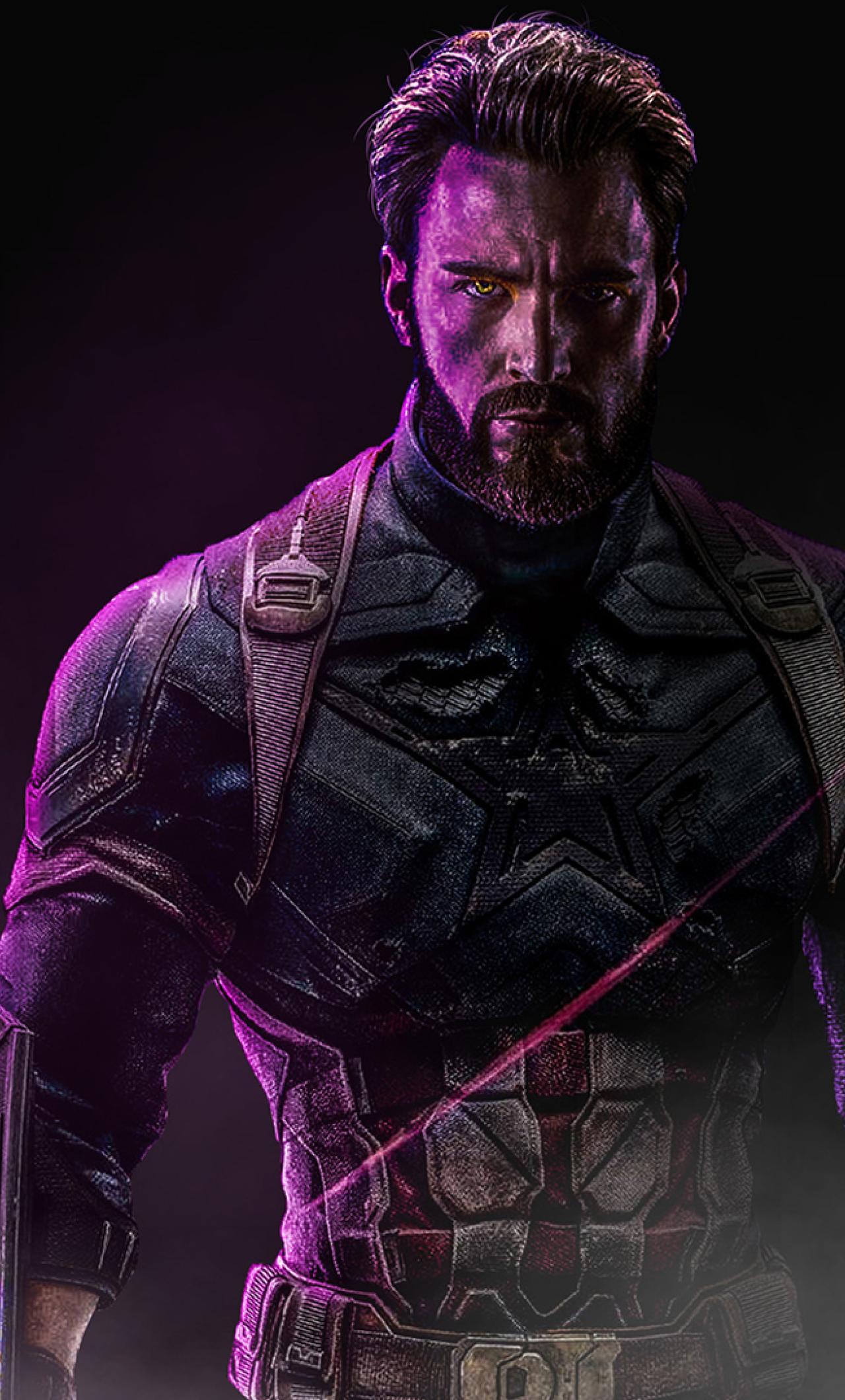 Hd Wallpaper - Captain America Wallpaper 4k (#551607) - HD ...