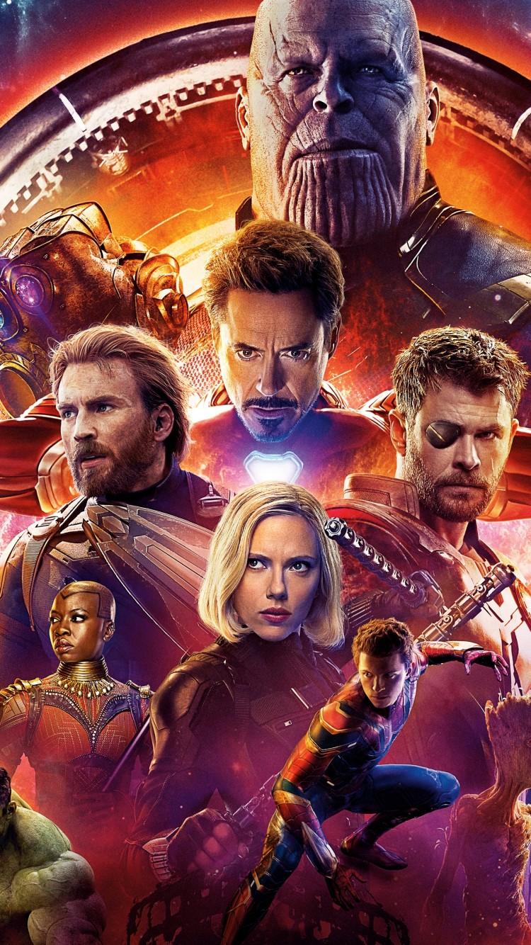 Avengers Wallpaper Iphone - Avengers Wallpaper Infinity War Iphone , HD Wallpaper & Backgrounds