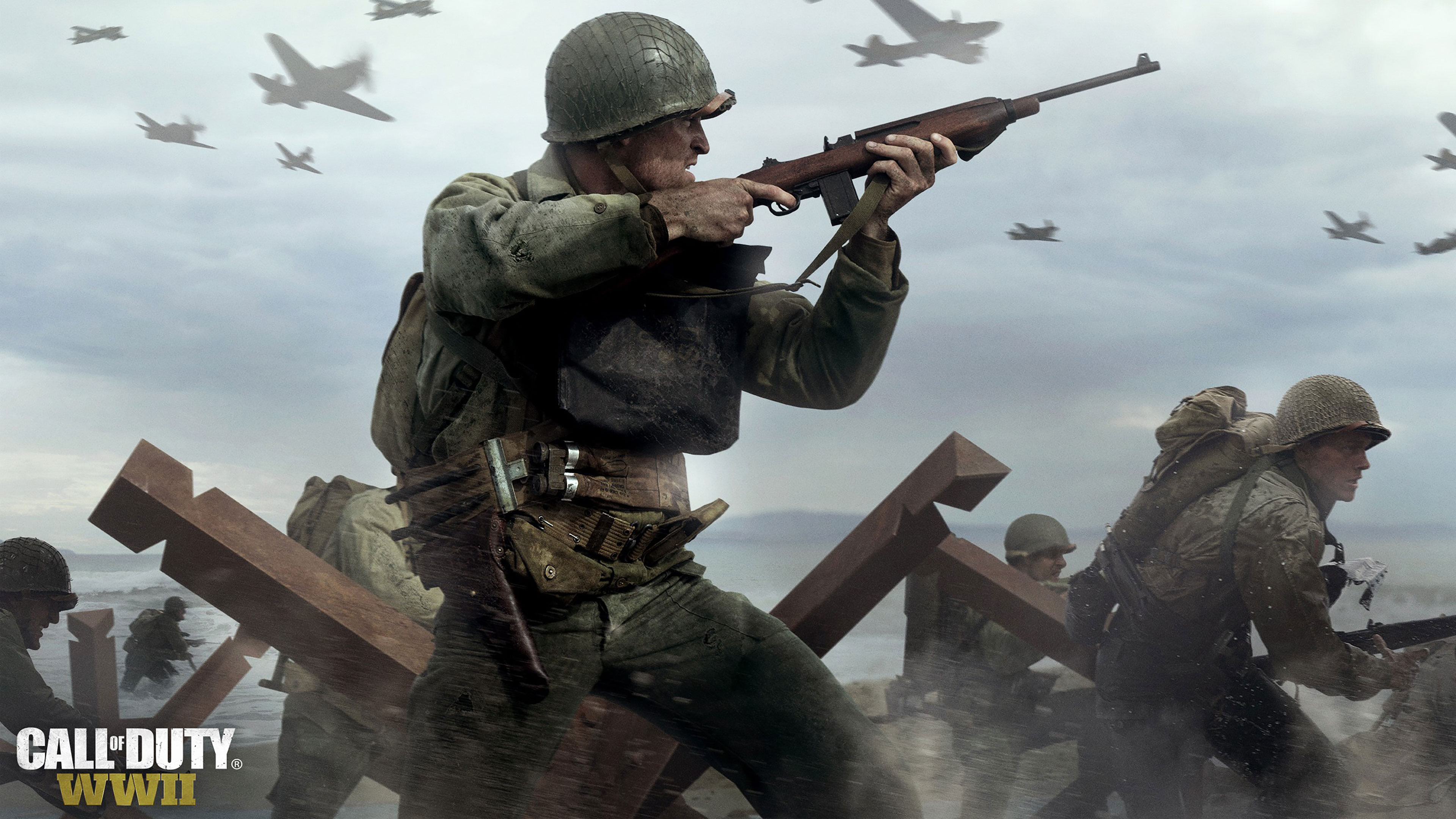 Call Of Duty Wwii 4k Wallpaper Call Of Duty Ww2 Live 551673