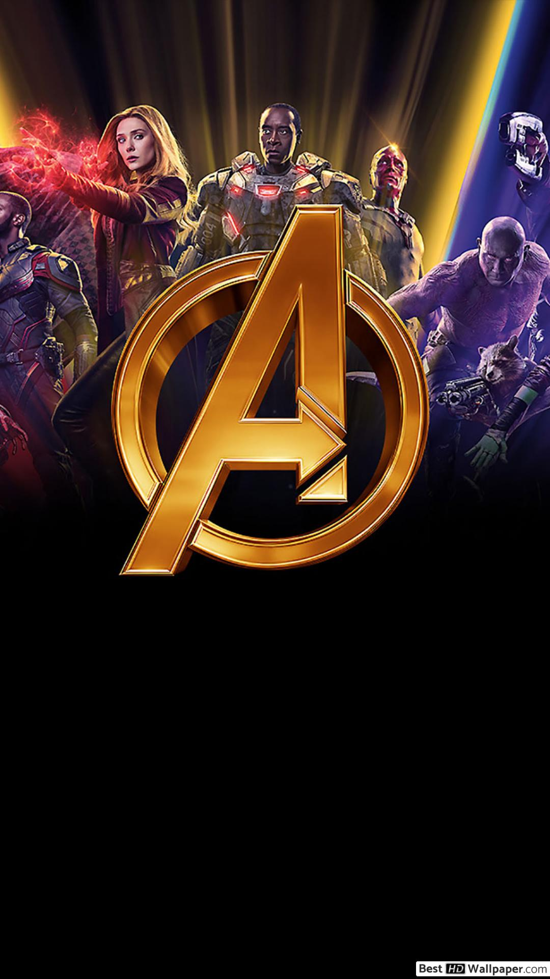 Apple Iphone 7 Plus 4k Avengers 551763 Hd Wallpaper
