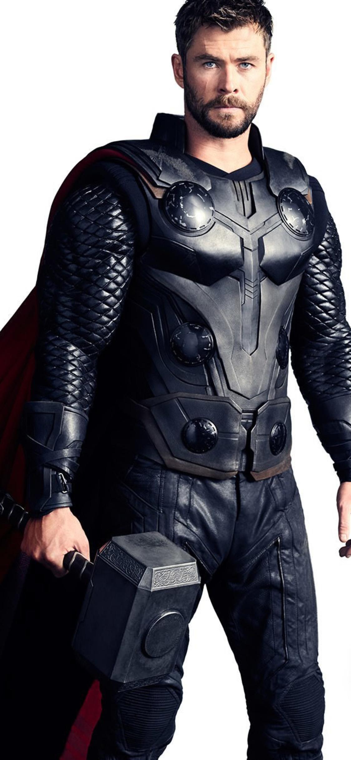 Thor In Avengers Infinity War 2018 - Thor Avengers Infinity War Costume , HD Wallpaper & Backgrounds