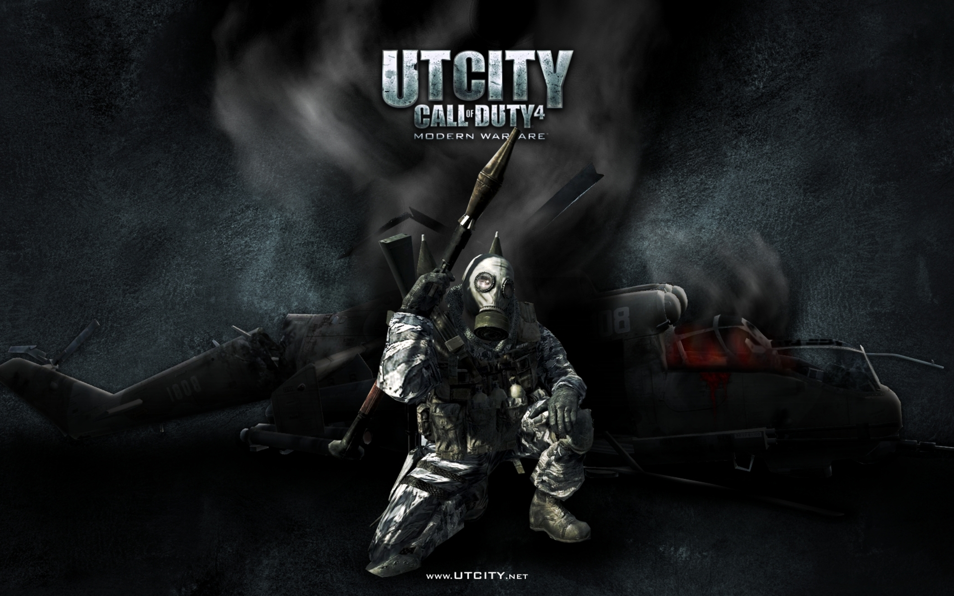 Call Of Duty Modern Warfare Ut City Wallpapers Call Of Duty 4 551808 Hd Wallpaper Backgrounds Download