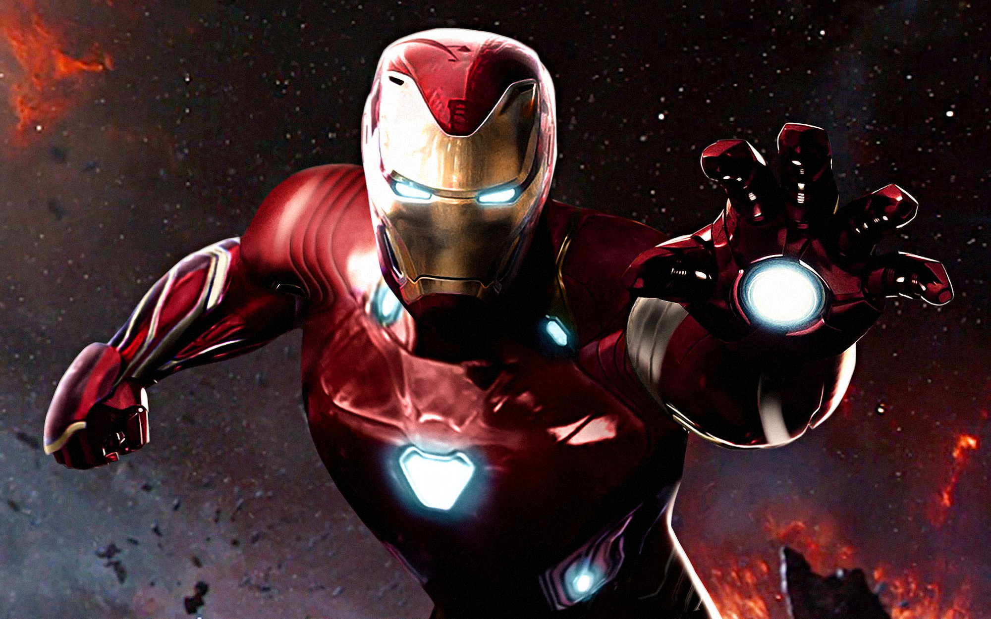 Iron Man Avengers Infinity War Hd Wallpaper Iron Man