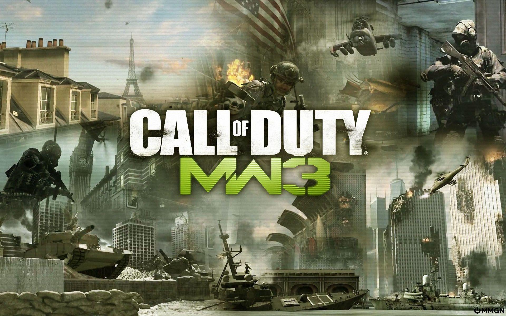 Call Of Duty Mwf 3 Wallpaper Call Of Duty Modern Warfare 3