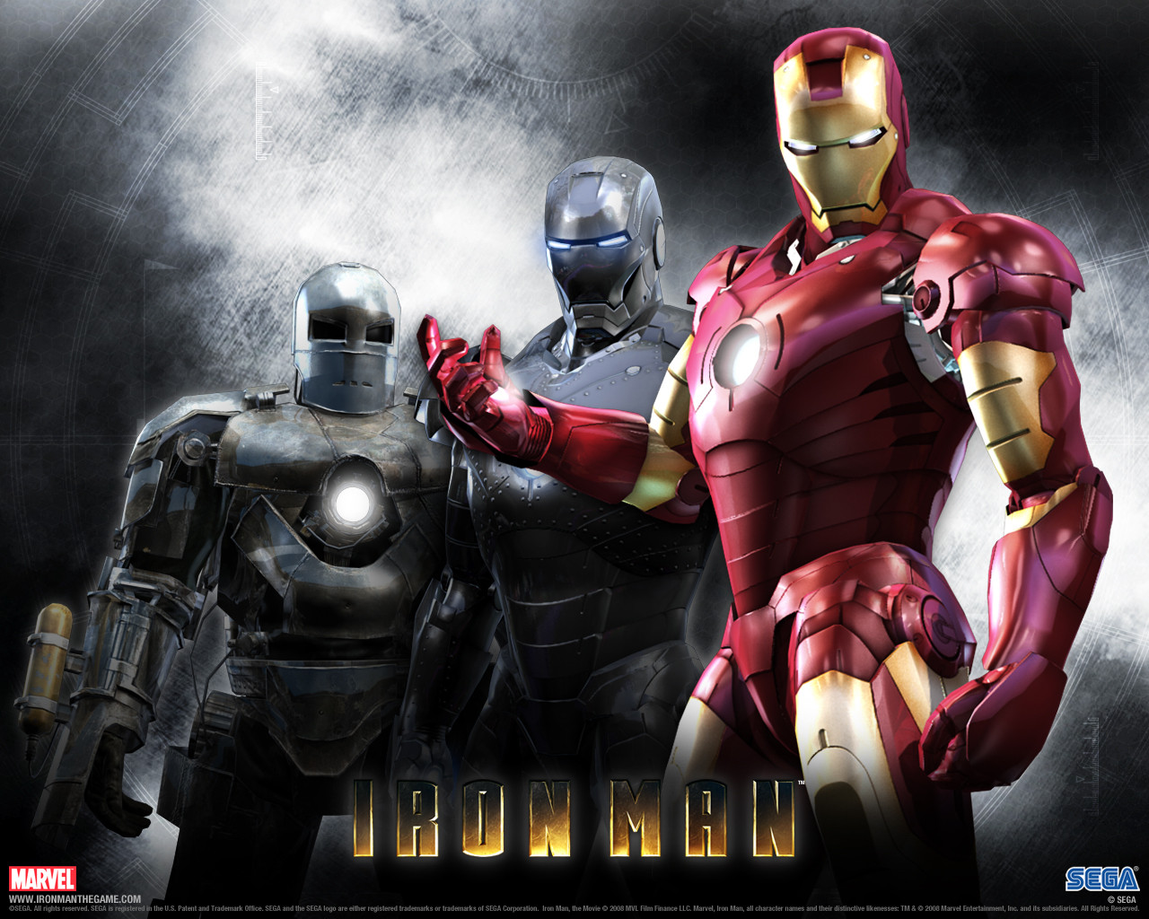 Mobile Compatible Iron Man Wallpapers, Carroll Whitis - Iron Man Mark 1 , HD Wallpaper & Backgrounds