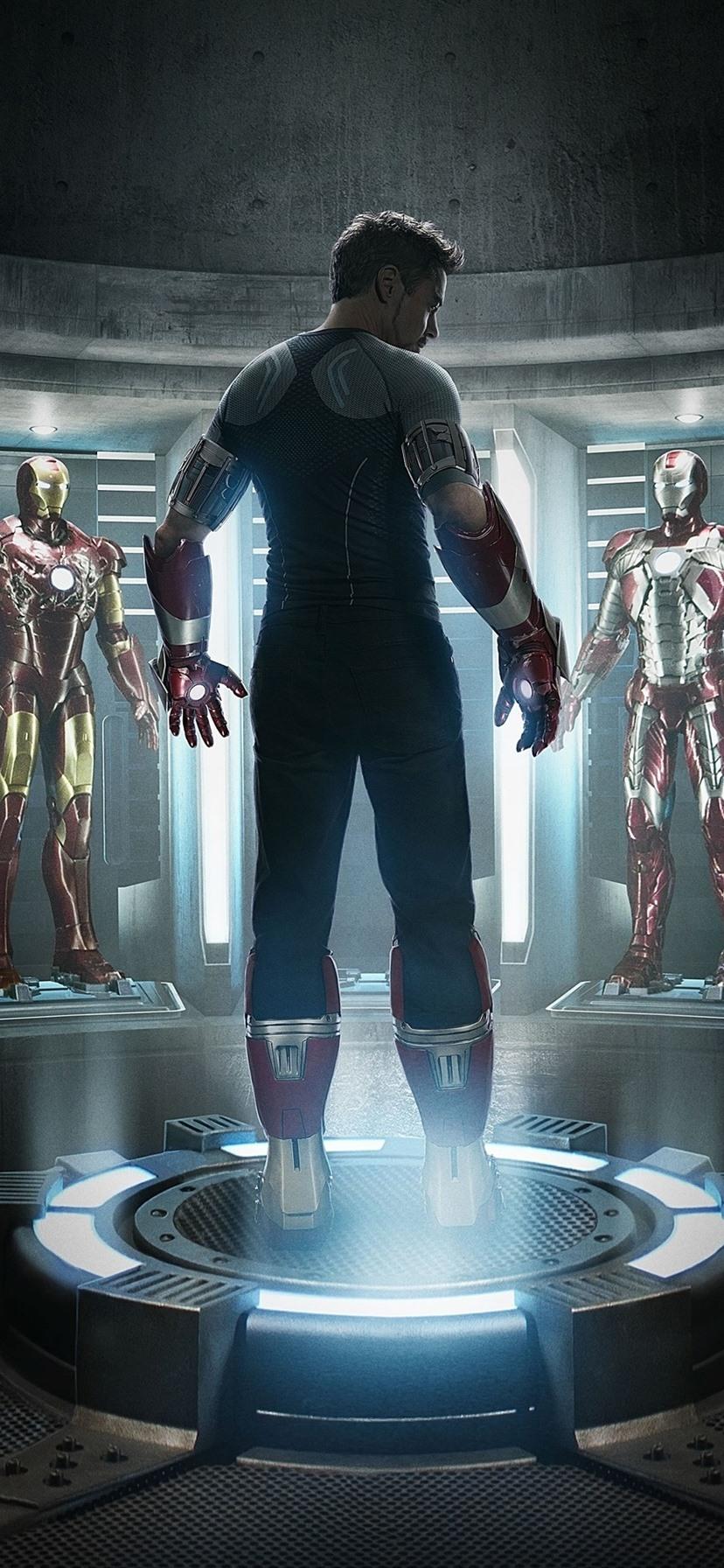Lego Avengers Endgame Iron Man Hall Of Armor 552343 Hd