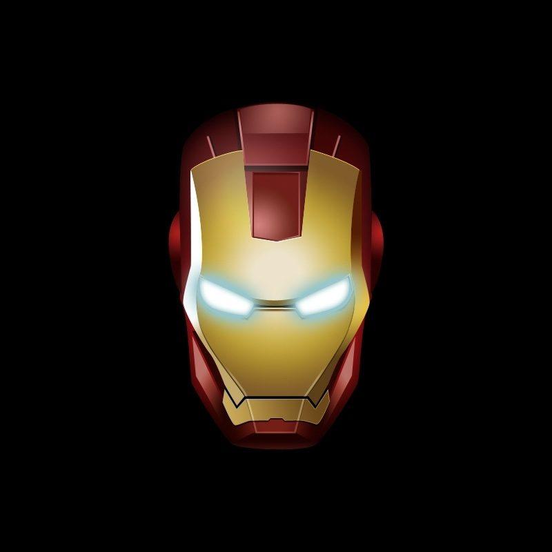 10 Best Iron Man Logo Wallpaper Full Hd 19201080 For Iron