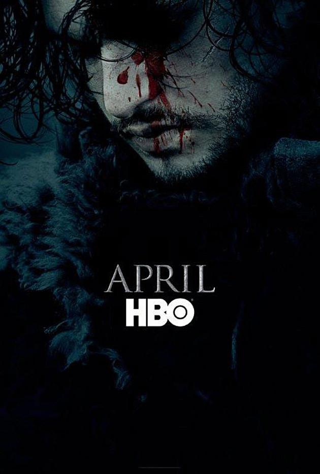 Jon Snow Game Of Thrones Hd Wallpaper - Poster Got Season 6 , HD Wallpaper & Backgrounds