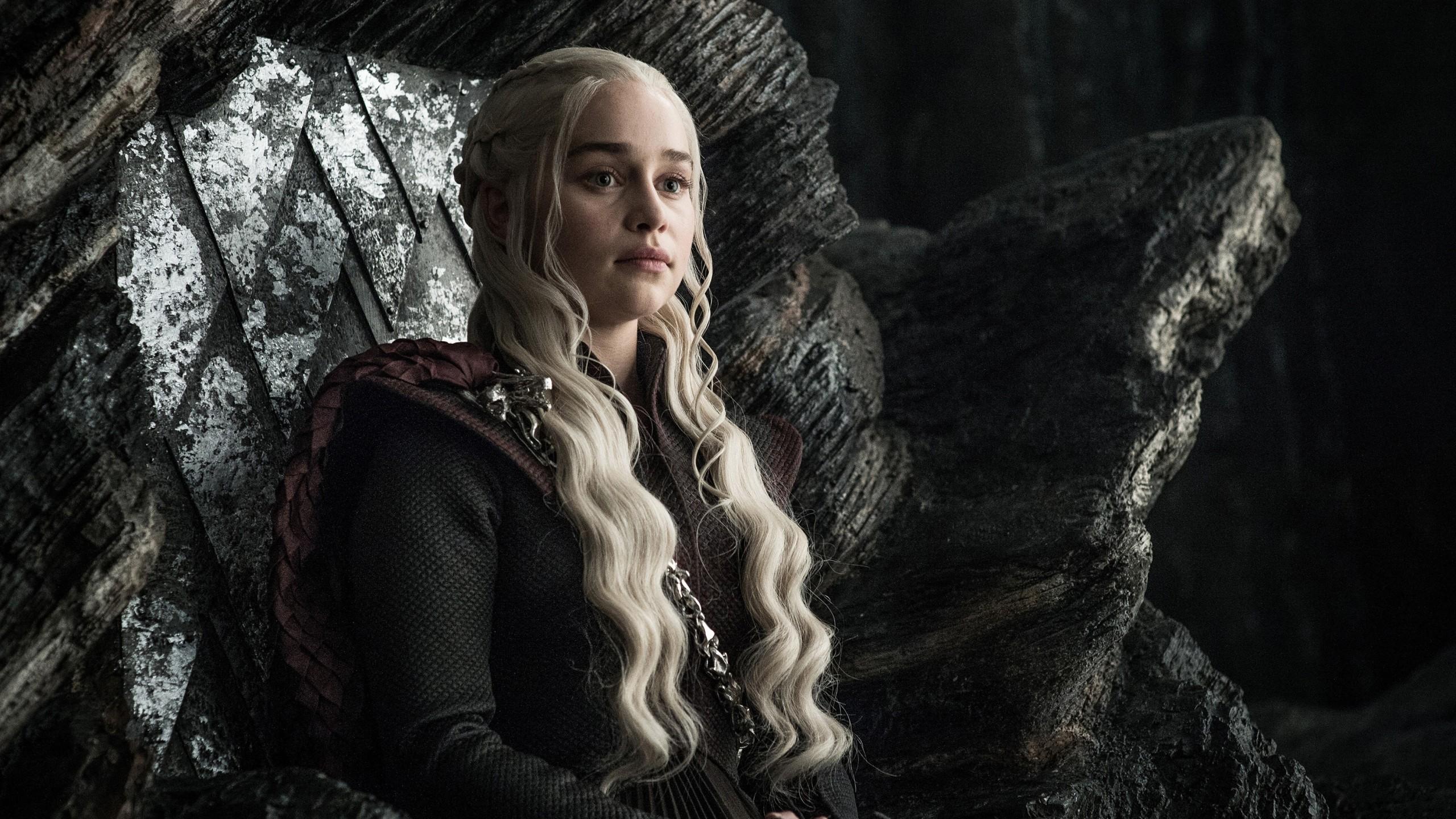Daenerys Targaryen Game Of Thrones Wallpaper - Daenerys Targaryen Season 8 , HD Wallpaper & Backgrounds