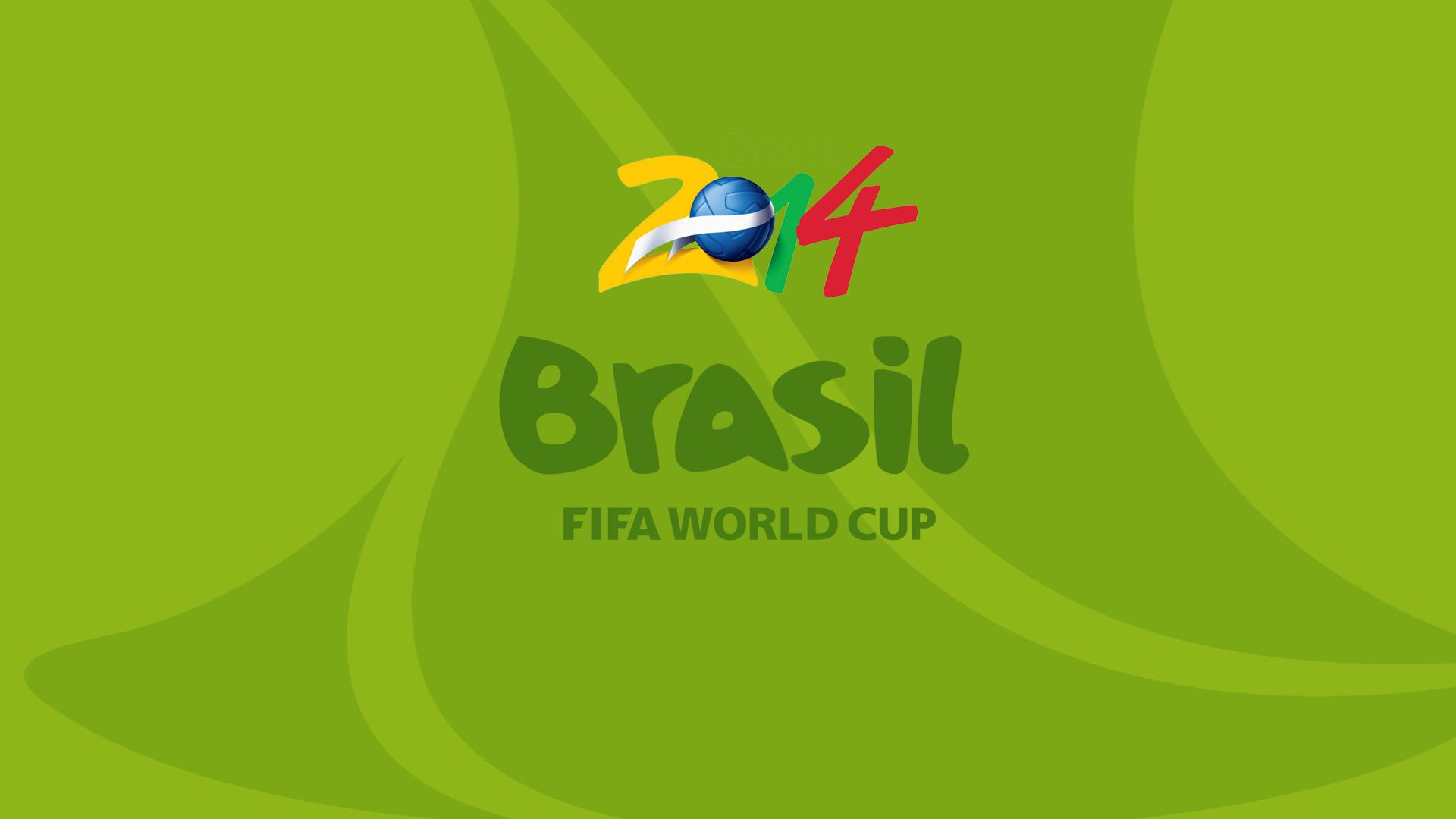 2014 Brazil Logo World Cup Hd Wallpapers - Fifa World Cup 2014 , HD Wallpaper & Backgrounds
