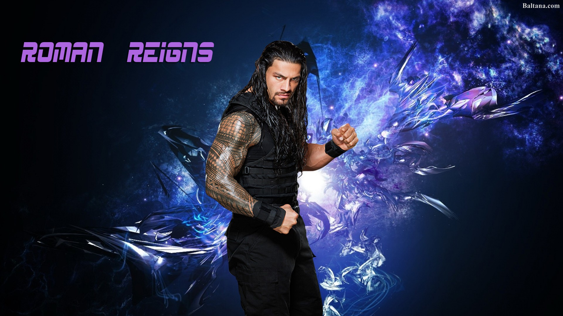 Roman Reigns Hd Wallpapers Seth Rollins Wallpaper Hd