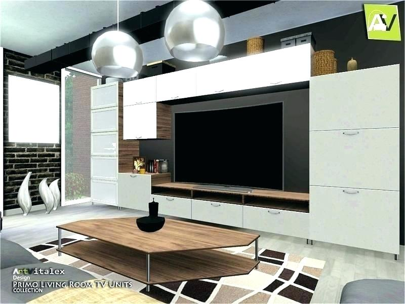 Tv Cabinet Design For Small Living Room Full Size Of - Tv ...