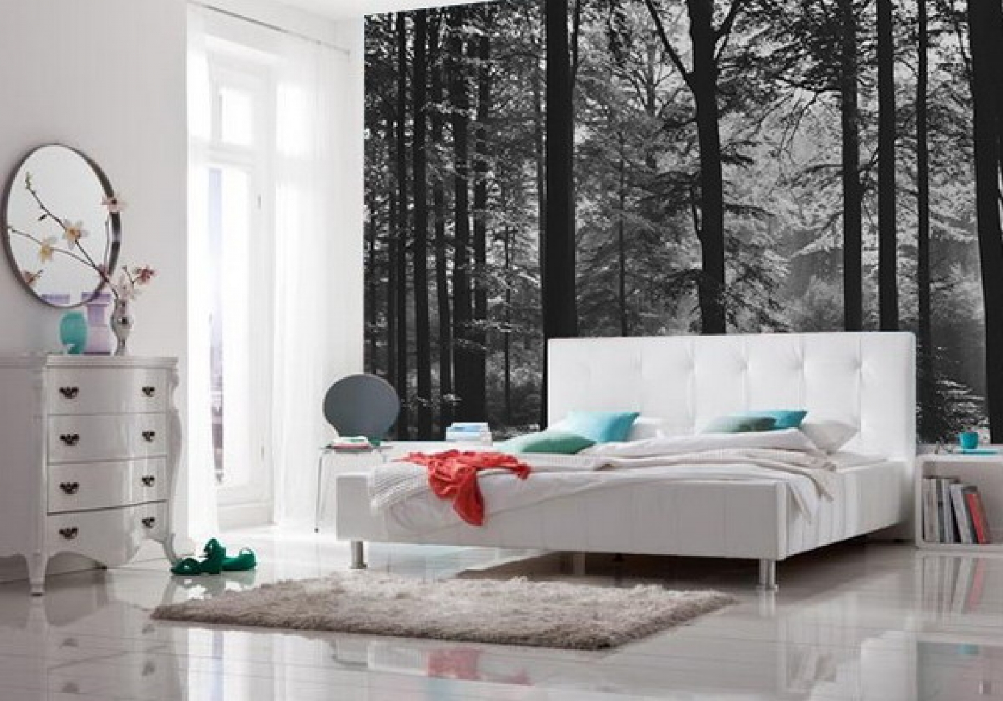 Bedroom Decoration To Be Attractive And Fabulous , Awesome