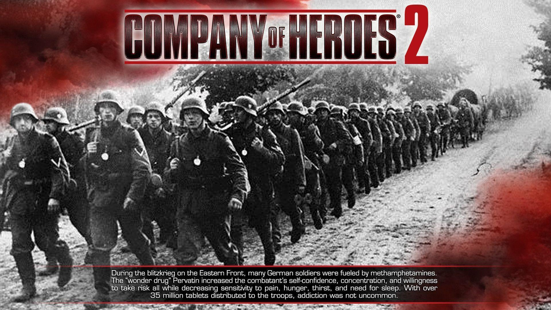 Company Of Heroes 2 Wallpapers Coh 2 559093 Hd