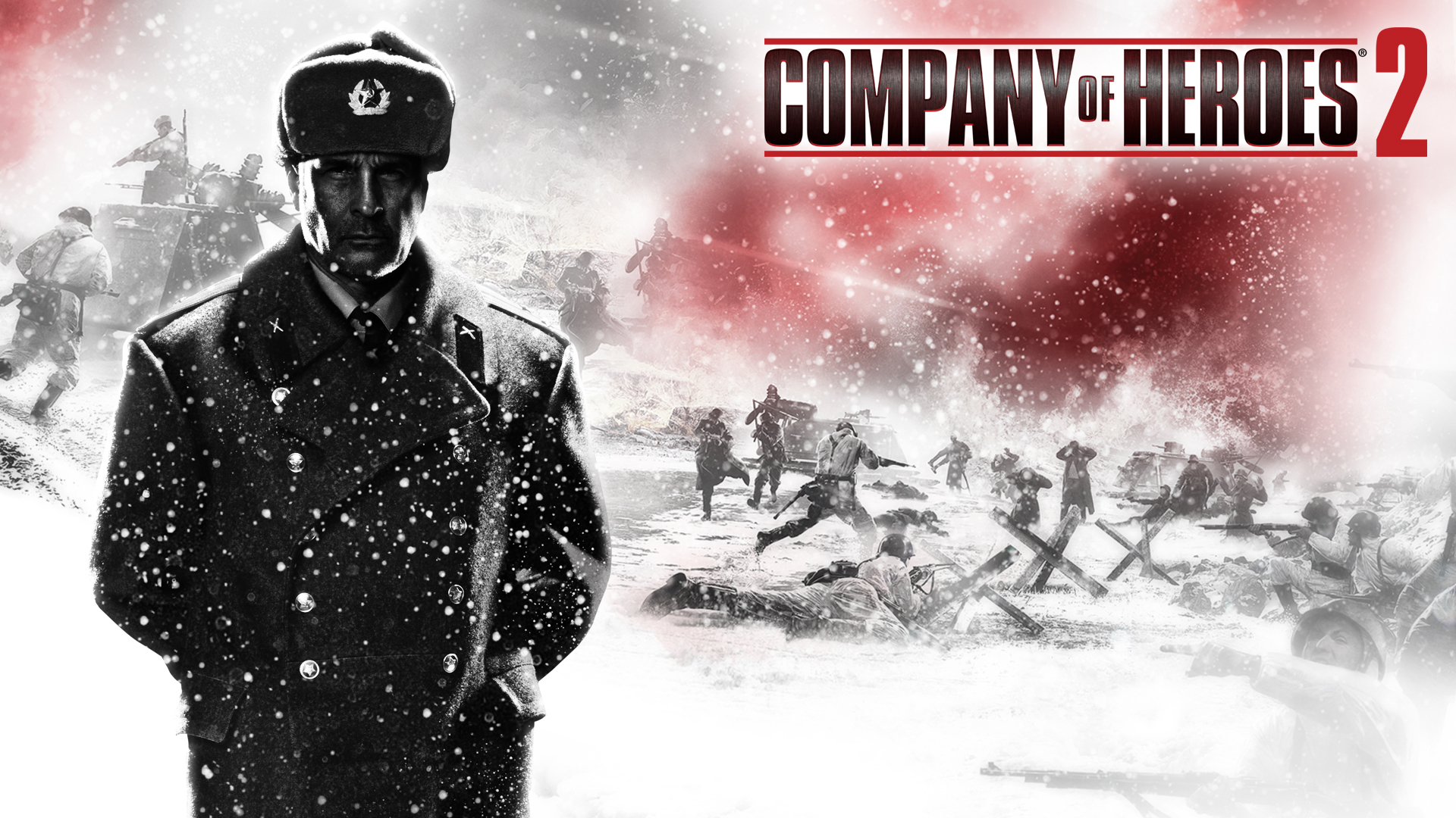Company Of Heroes 2 Wallpapers Hd Company Of Heroes 2 Logo