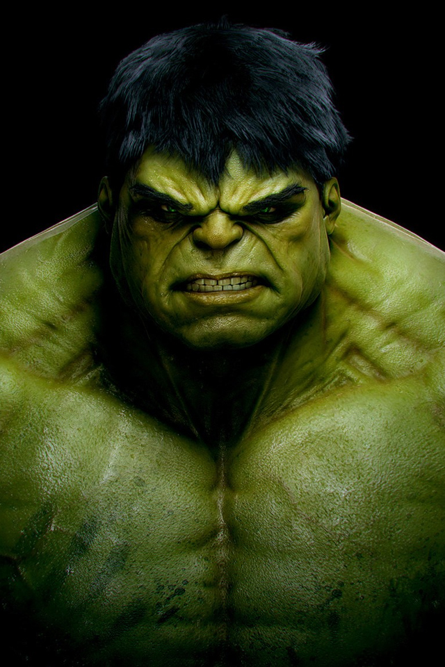 Best Wallpaper For Iphone 4s - Hulk Wallpaper Iphone , HD Wallpaper & Backgrounds