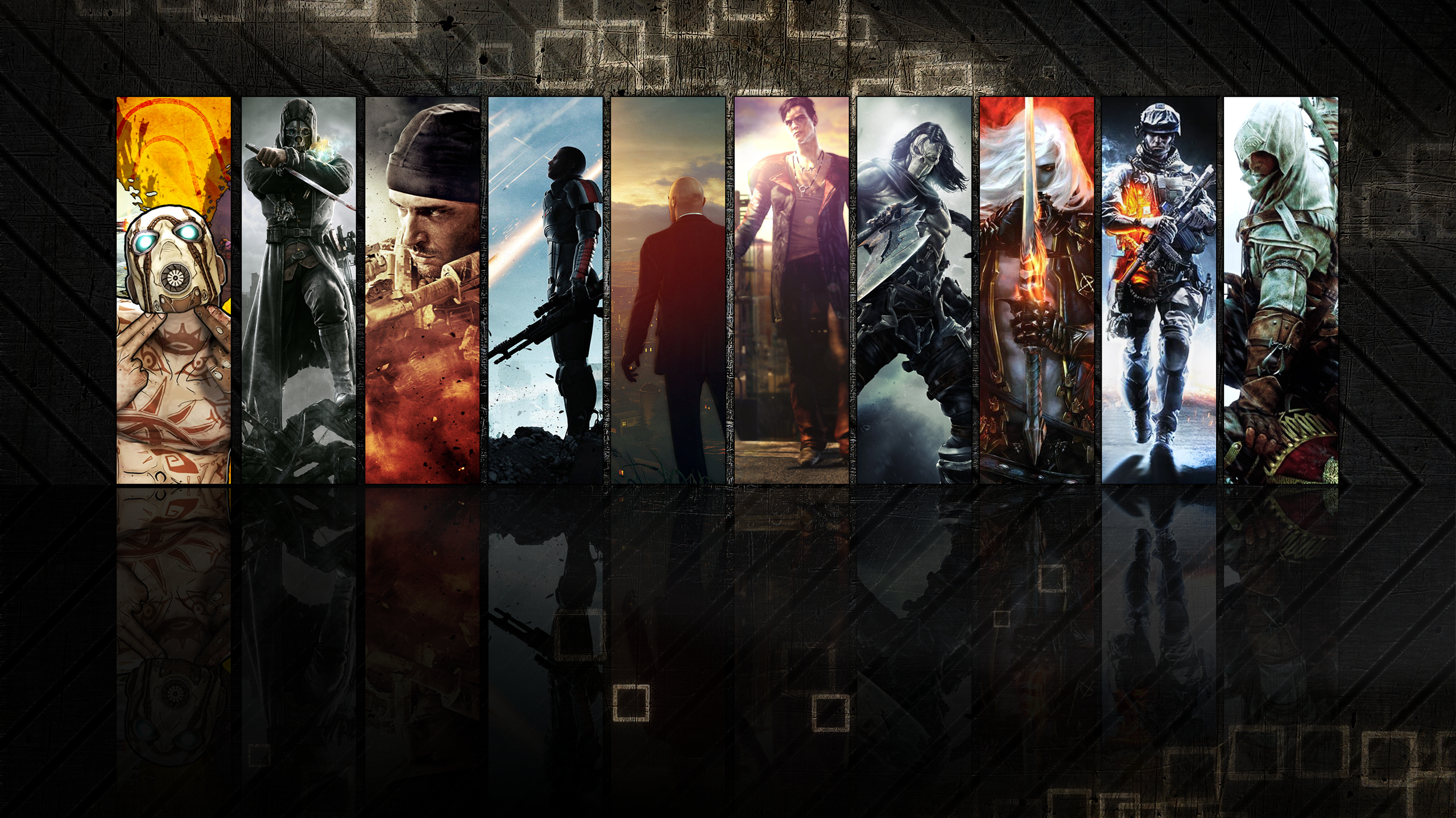 Video Game Wallpaper Hd Video Games Wallpaper Adorable - 2560 X 1440 Games , HD Wallpaper & Backgrounds