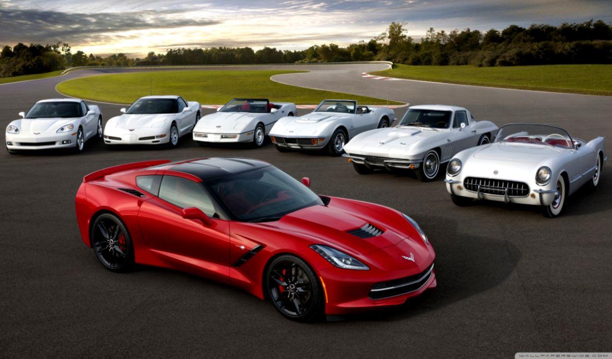 Corvette Cars ❤ 4k Hd Desktop Wallpaper For 4k Ultra - Corvette All , HD Wallpaper & Backgrounds