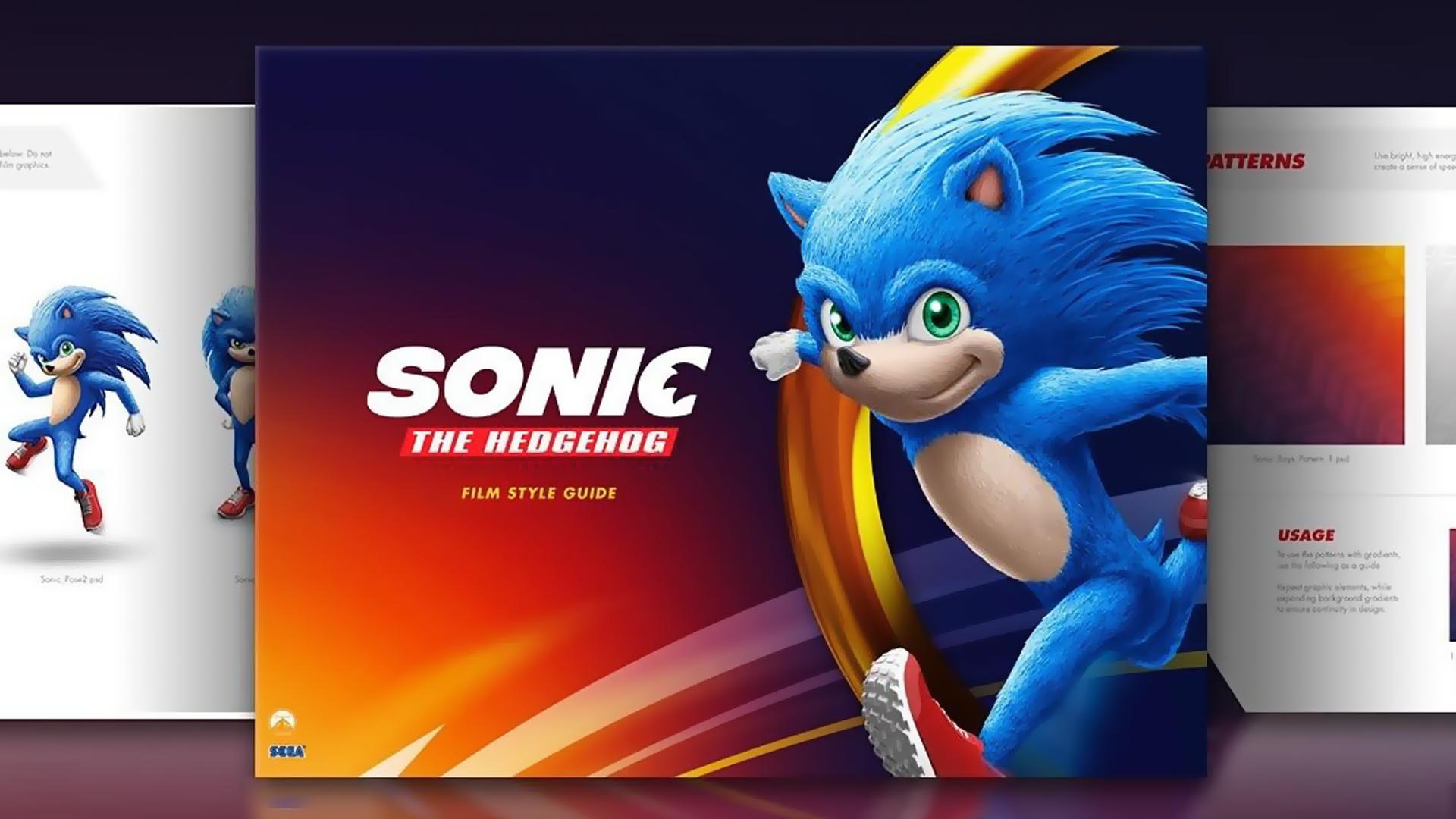 Live And Learn Sonic S New Form In Upcoming Film Through Sonic