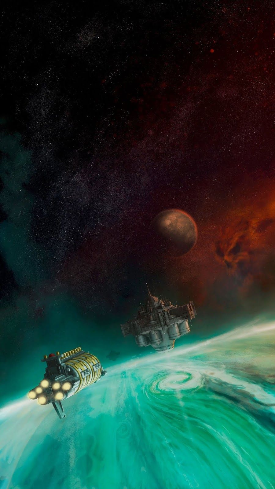 36 Amazing Artistic Wallpapers Android Outer Space