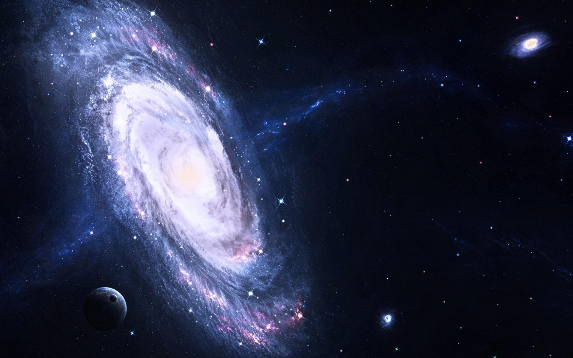 Moving Space Wallpaper - 1080p 4k Wallpaper Space Black Hole , HD Wallpaper & Backgrounds
