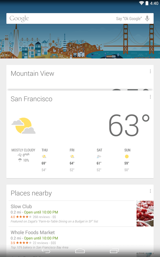 Installing Google Now Launcher On Android - Google Now , HD Wallpaper & Backgrounds