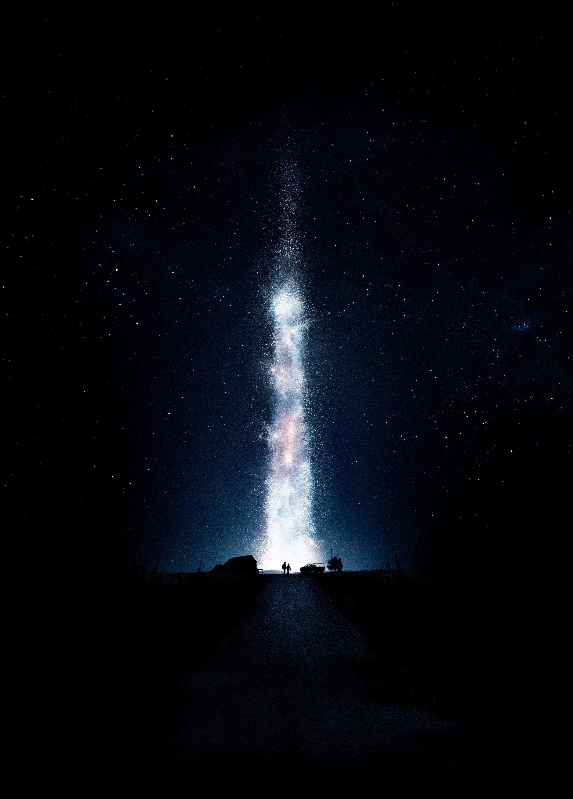 Posters De Películas Sin Las Letras Interstellar Movie
