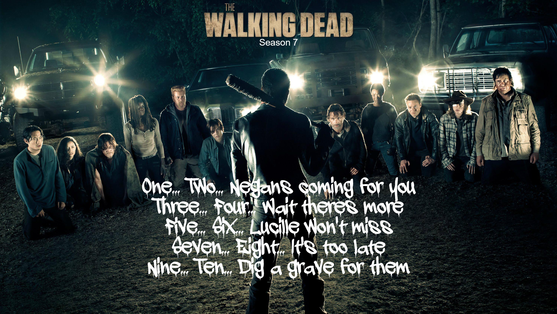 Wallpaper Walking Dead 28 Negan Hd Wallpapers Walking Dead Negan