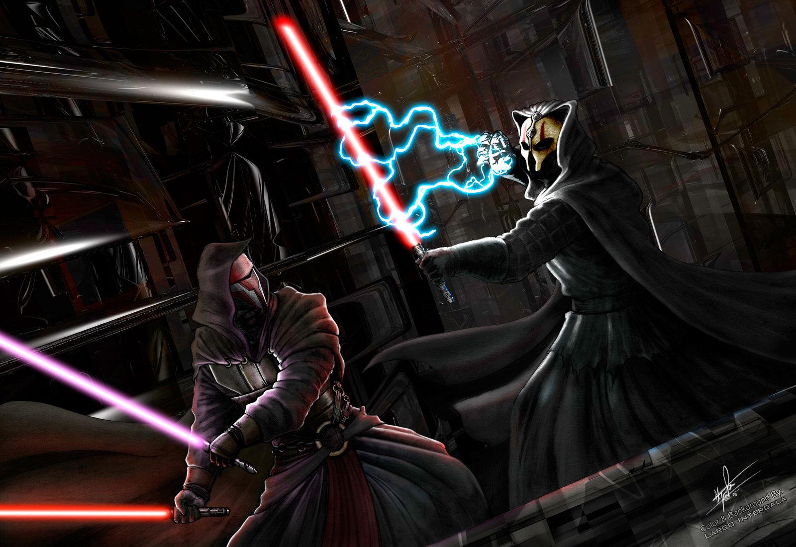 54 Wallpapers Star Wars Hd Variados , Fondos De Pantalla - Star Wars Epic Sith , HD Wallpaper & Backgrounds