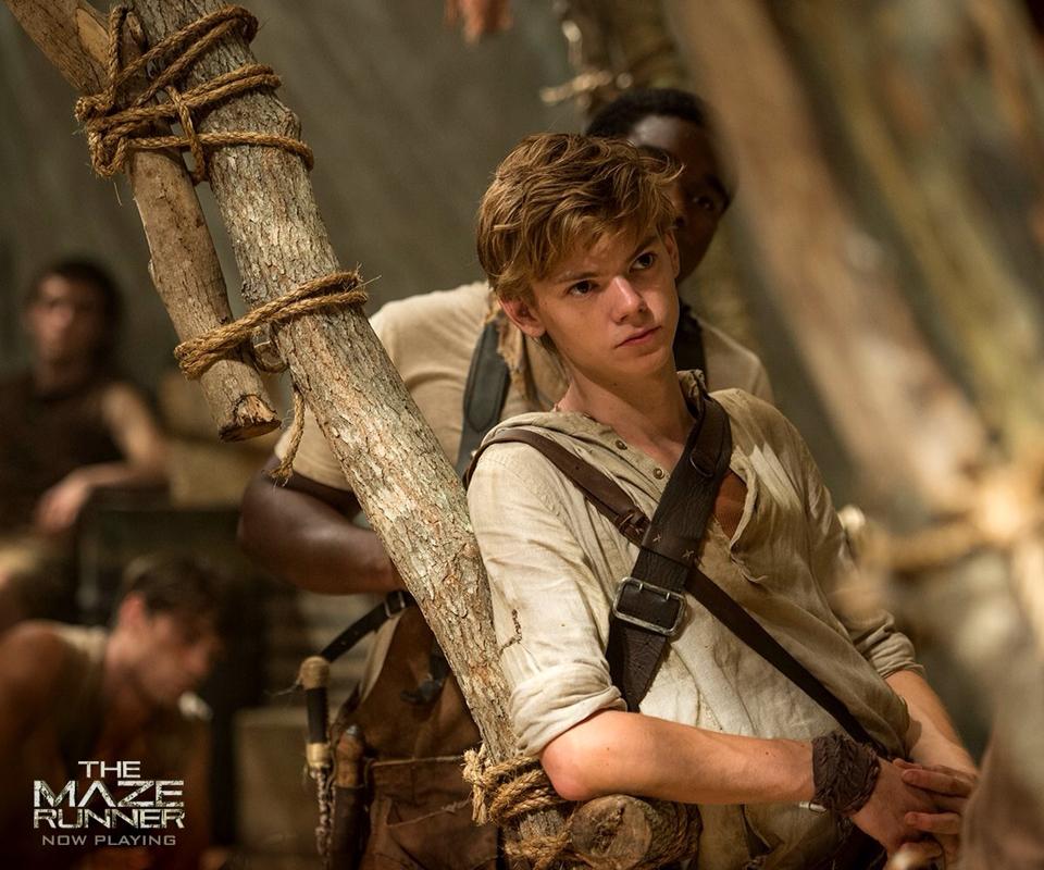 Newt Newt The Maze Runner Hd 567136 Hd Wallpaper