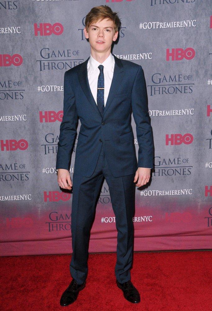 Thomas Sangster Thomas Sangster - Aidan Gillen Game Of Thrones Season 4 , HD Wallpaper & Backgrounds