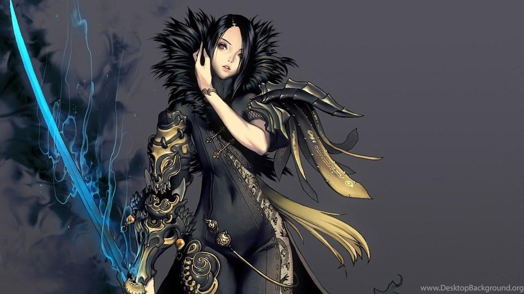 Blade And Soul Wallpaper Hd Blade And Soul All Boss