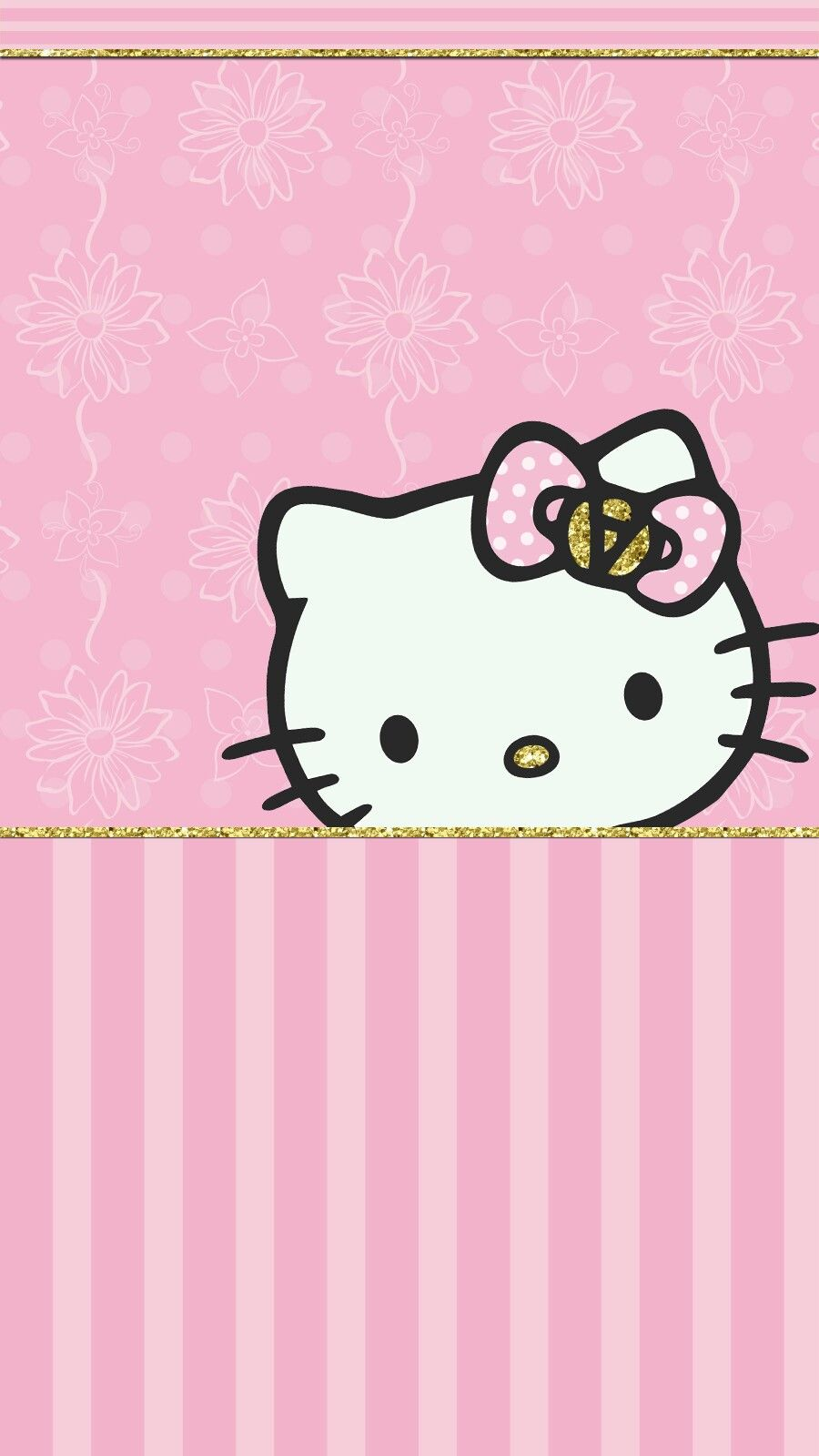 Hello Kitty Princess Pink Wallpaper Android Iphone Android