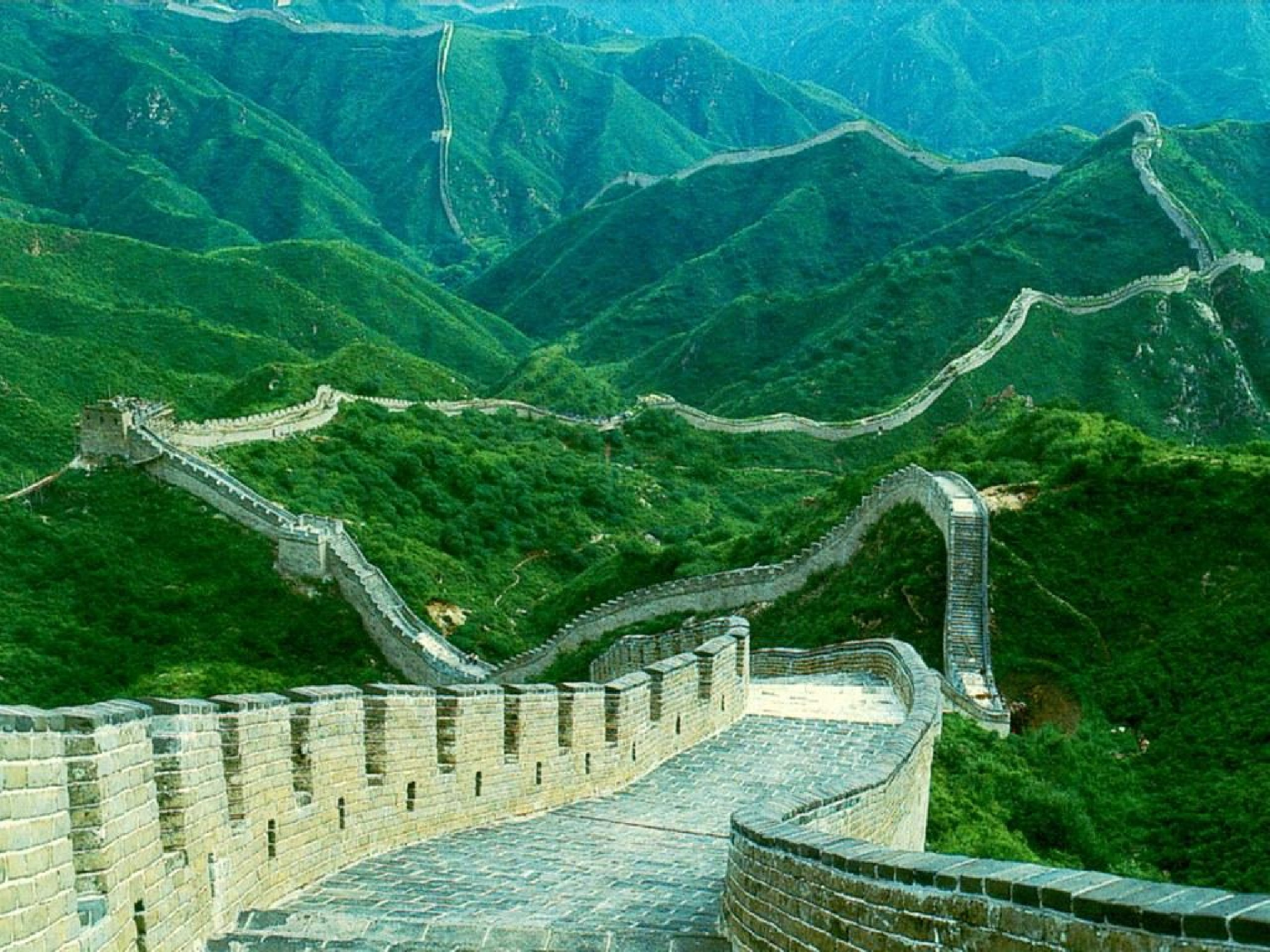 Great Wall Of China Wallpaper Beautiful Places In The