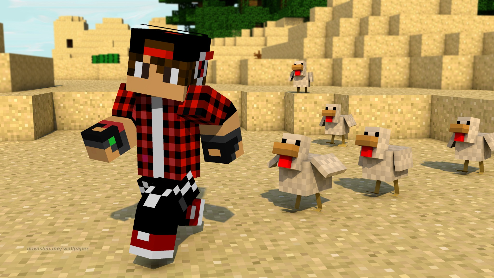 Minecraft Skins 571412 Hd Wallpaper Backgrounds Download