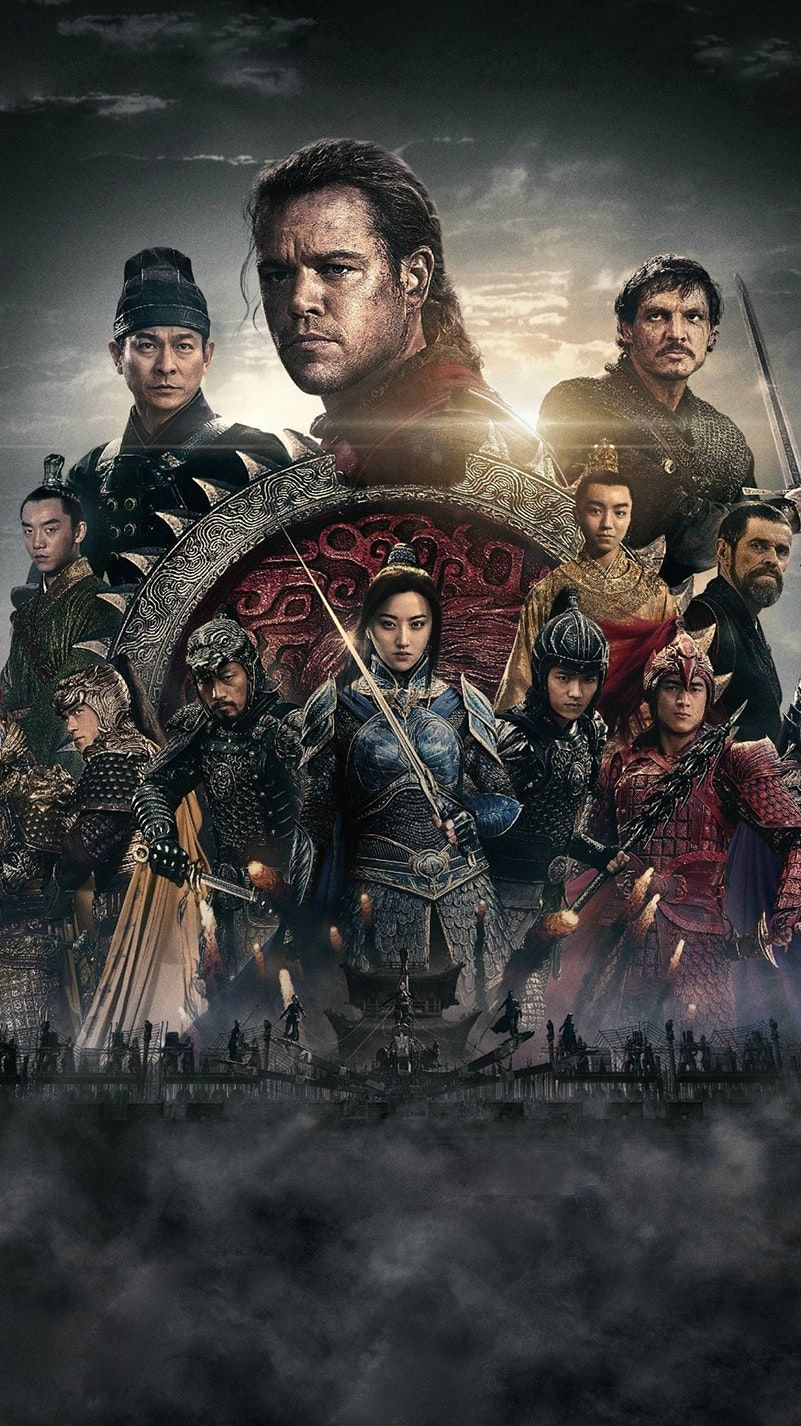 The Great Wall Wallpaper Great Wall Full Movie 571538 Hd