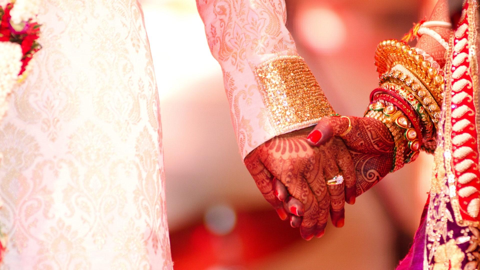 Marriage Wallpaper Bride Groom 573624 Hd Wallpaper