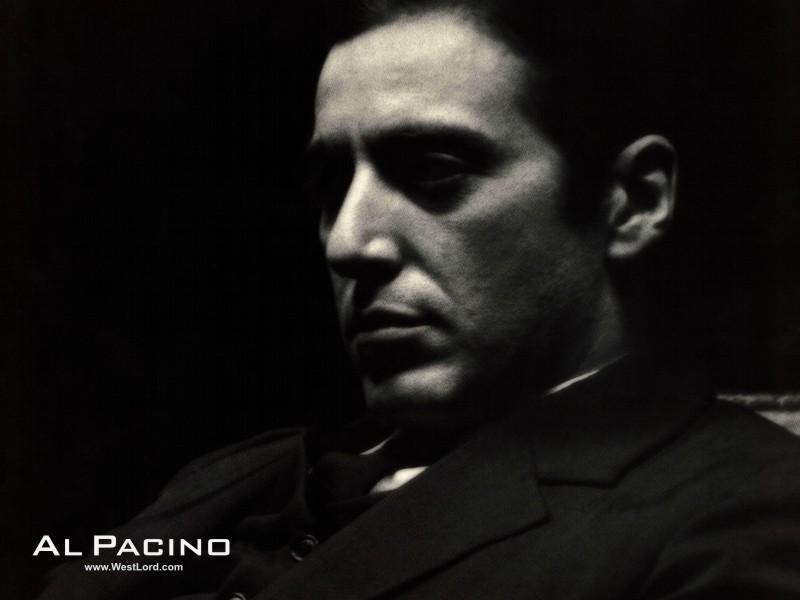 Al Pacino Hd Wallpaper Godfather 2 Michael 574200 Hd