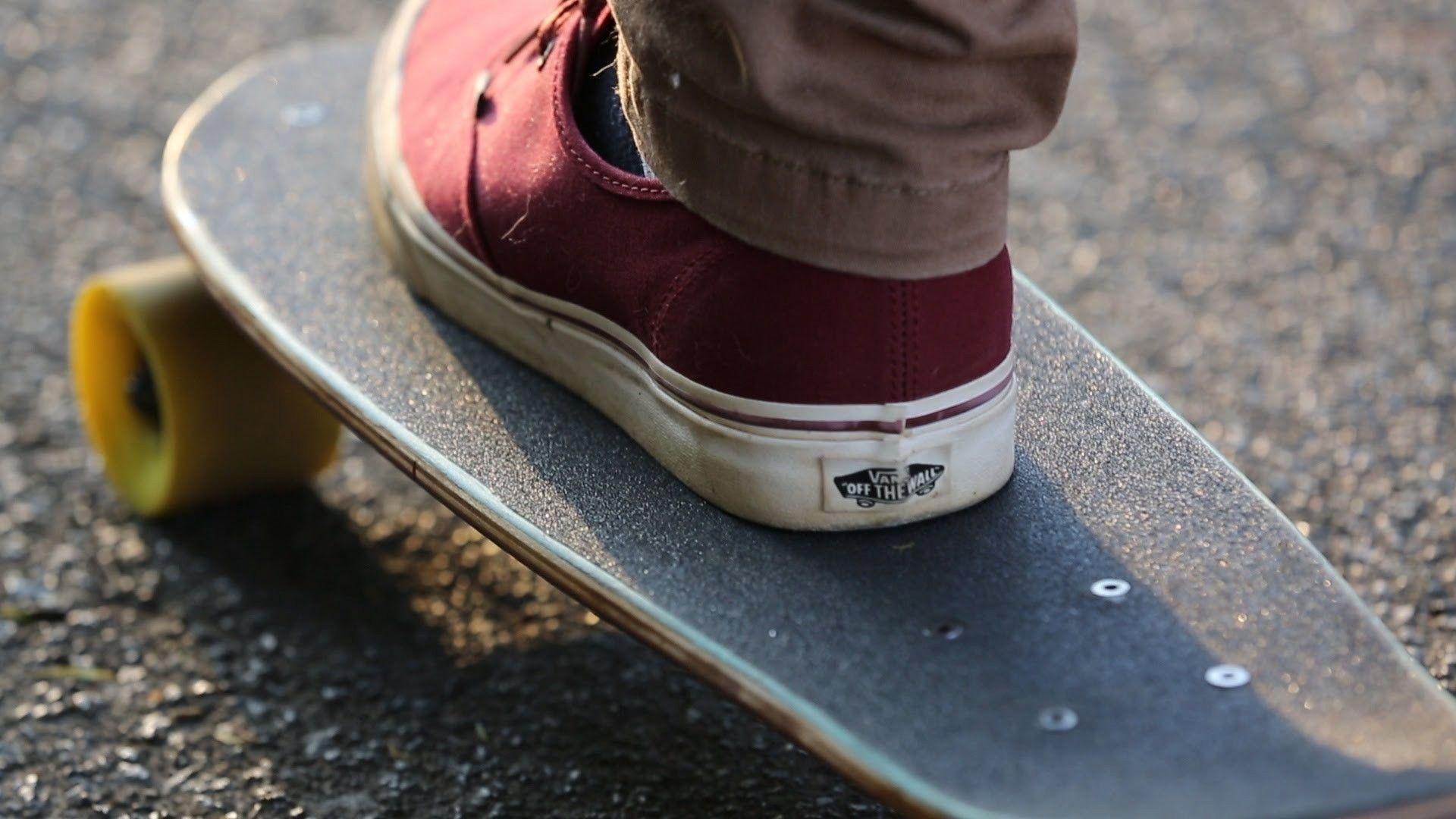Vans Wallpaper Skateboard - Gambar Sepatu Vans Keren Hd , HD Wallpaper & Backgrounds