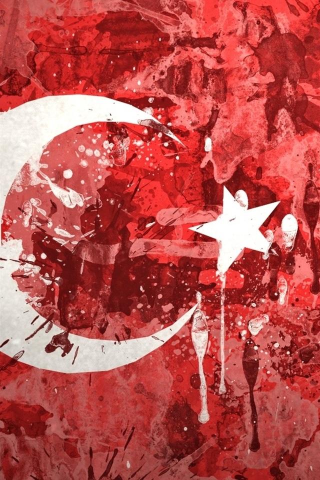 Iphone 44s Türk Bayrağı 575617 Hd Wallpaper