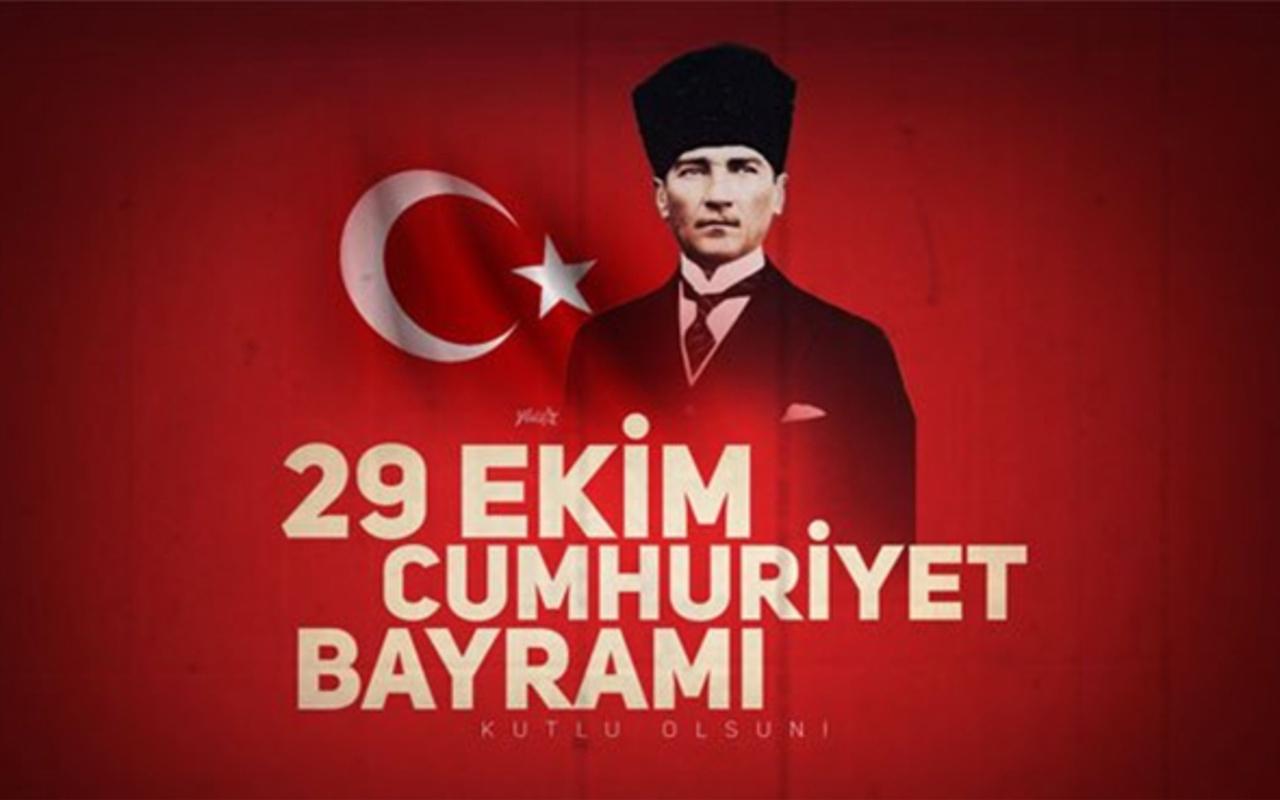 Erciyes Universitesi Nden 29 Ekim Cumhuriyet Bayrami 29 Ekim