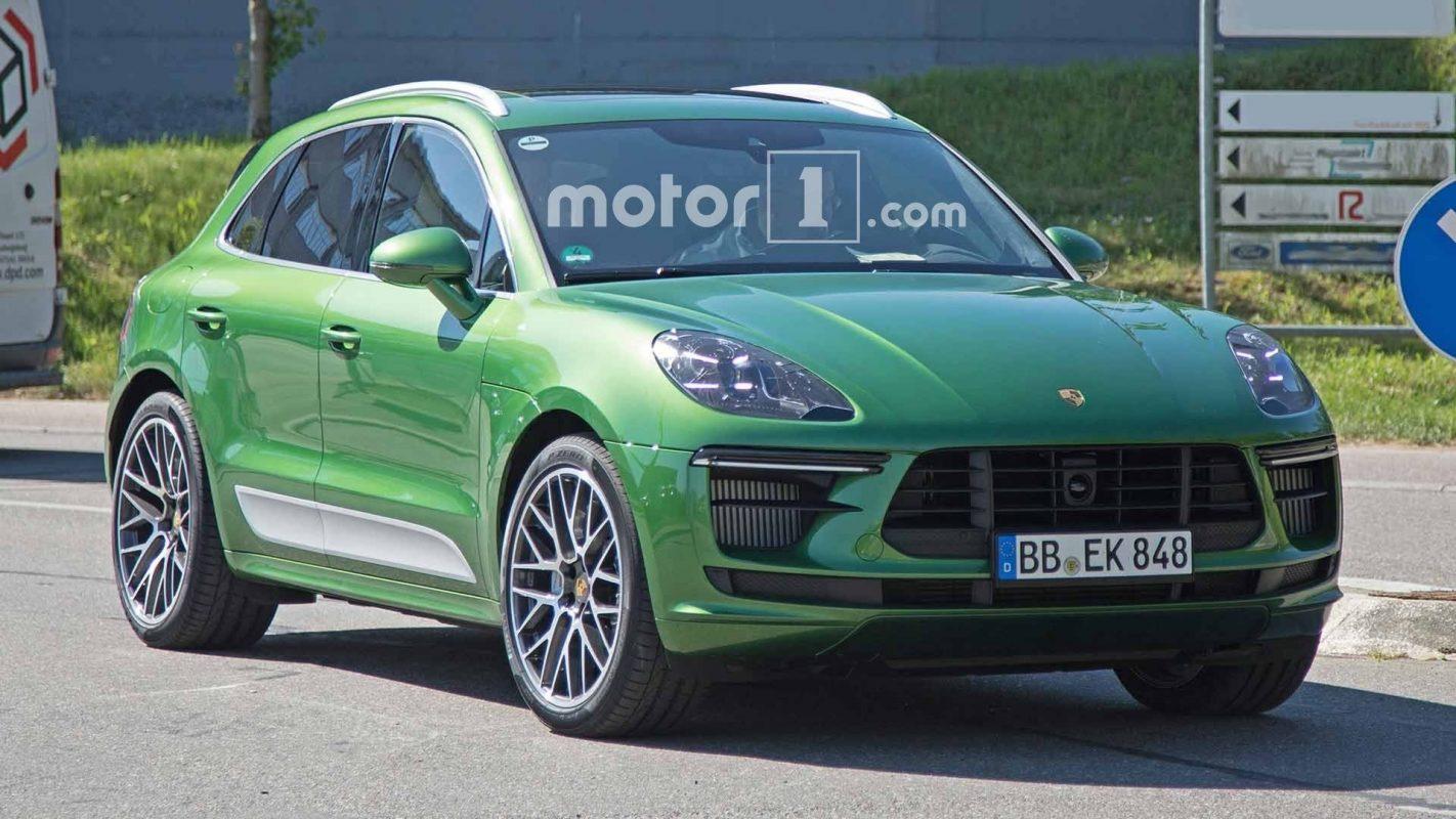 2020 Porsche Macan Engine Hd Wallpaper , Porsche Macan Gts