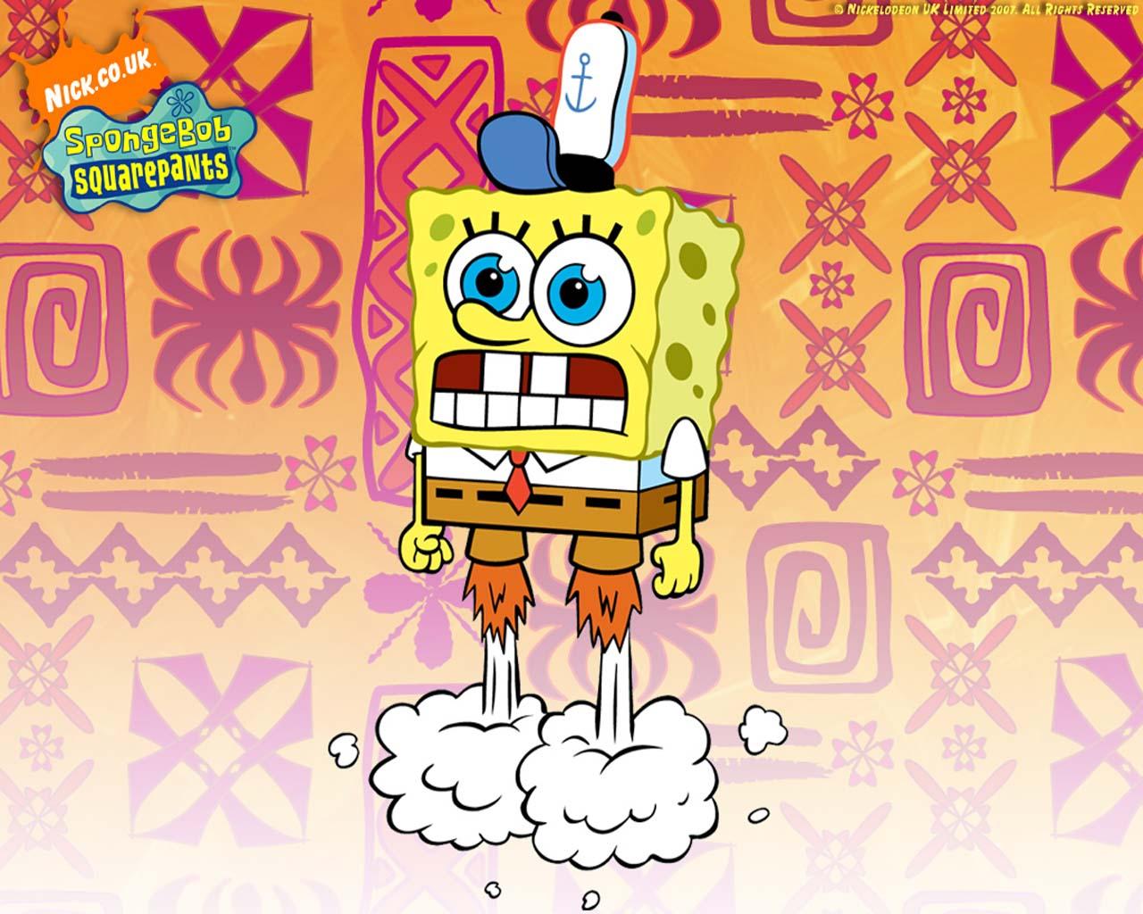 Wallpaper Bergerak Lucu Terbaru Spongebob Squarepants