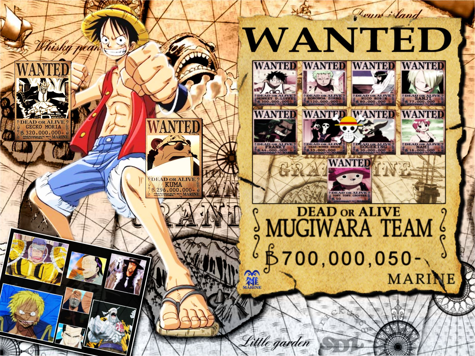 One Piece Wallpaper Android App Khusus Android Current Straw Hat Pirates Bounty 578627 Hd Wallpaper Backgrounds Download