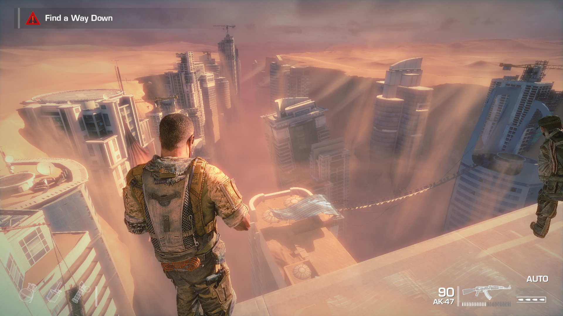 As Someone Who Was Born In Dubai And Lived Here All - Spec Ops The Line Sand , HD Wallpaper & Backgrounds
