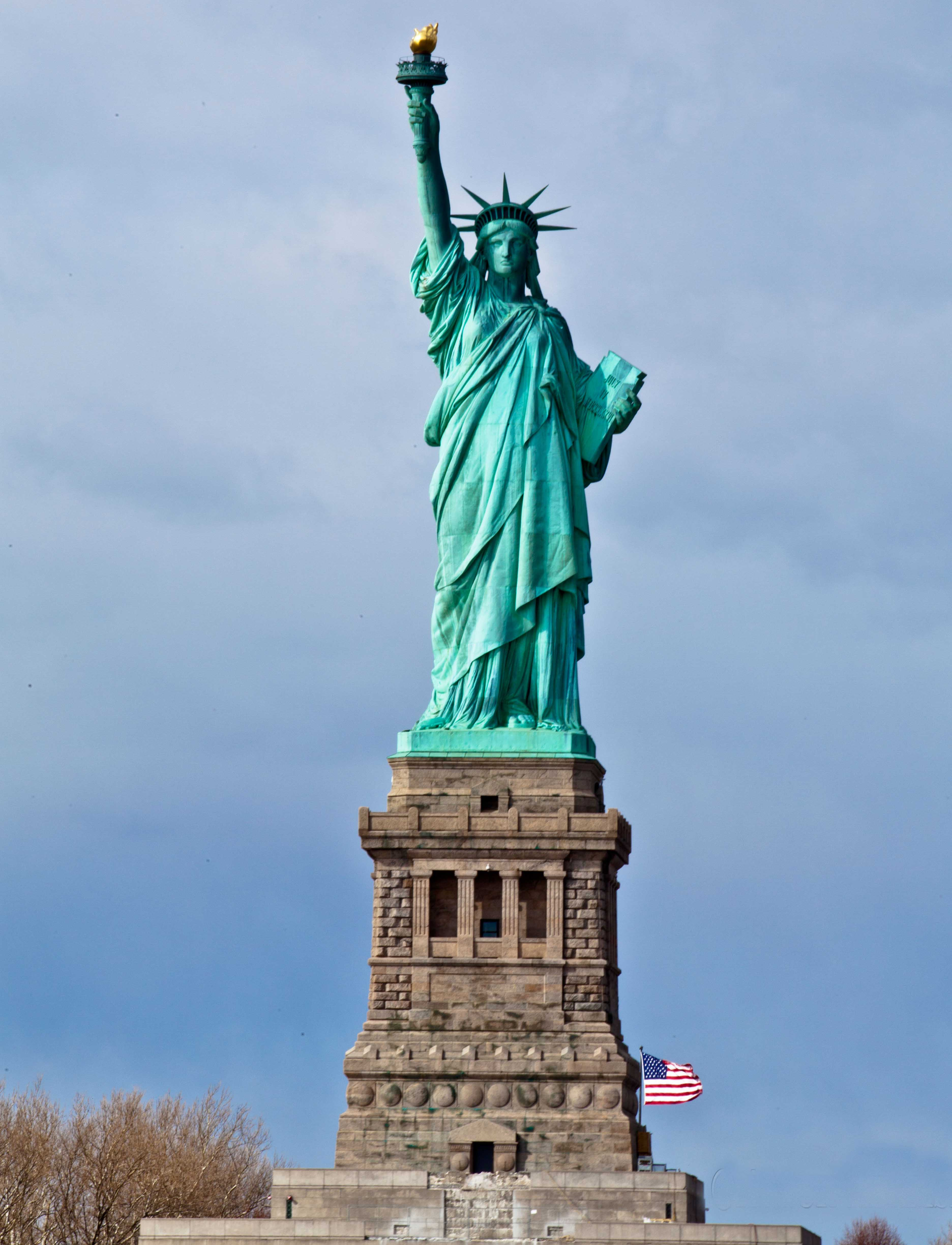 Statue Of Liberty Images - Statue Of Liberty , HD Wallpaper & Backgrounds